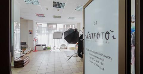 Studio Fotografii Dziecięcej BATFOTO -  wnętrze
